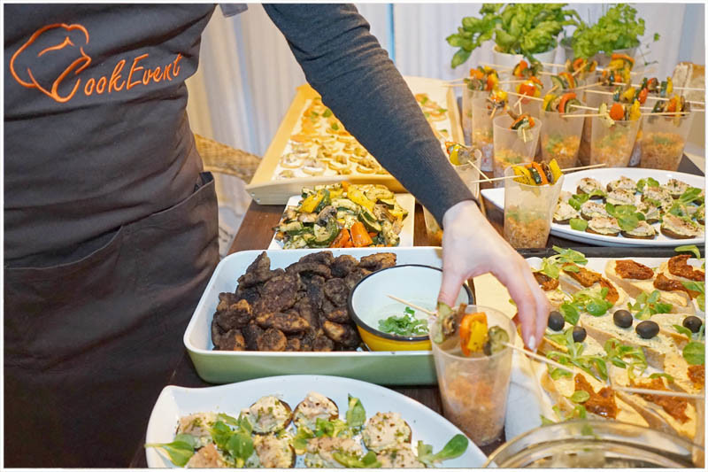 cookevent Kochkurs Firmenevent Berlin Catering Prenzlauer Berg