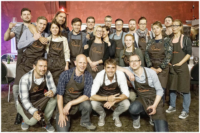 cookevent Kochkurs Firmenevent Berlin Gruppe Teambildung