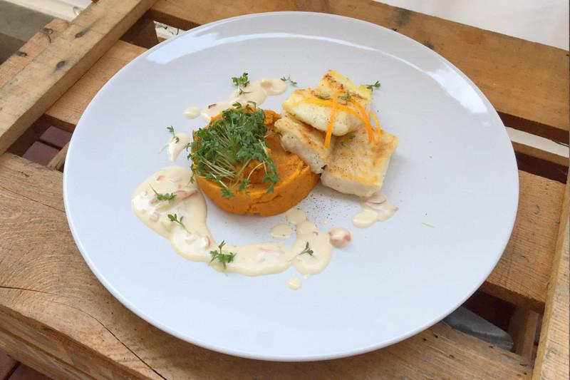 cookevent kochkurs Berlin Möhren Linsen Mousse Fishfilet Mitte Prenzlauer Berg