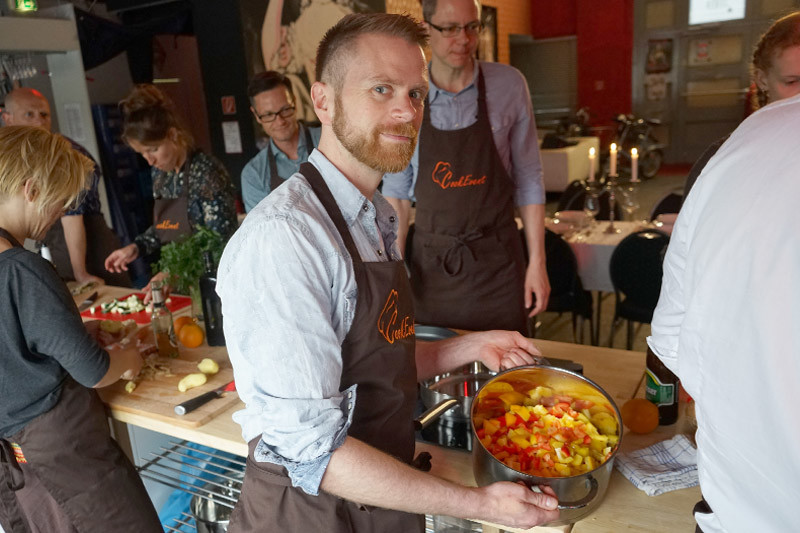 cookevent kochkurs berlin vegetarisch